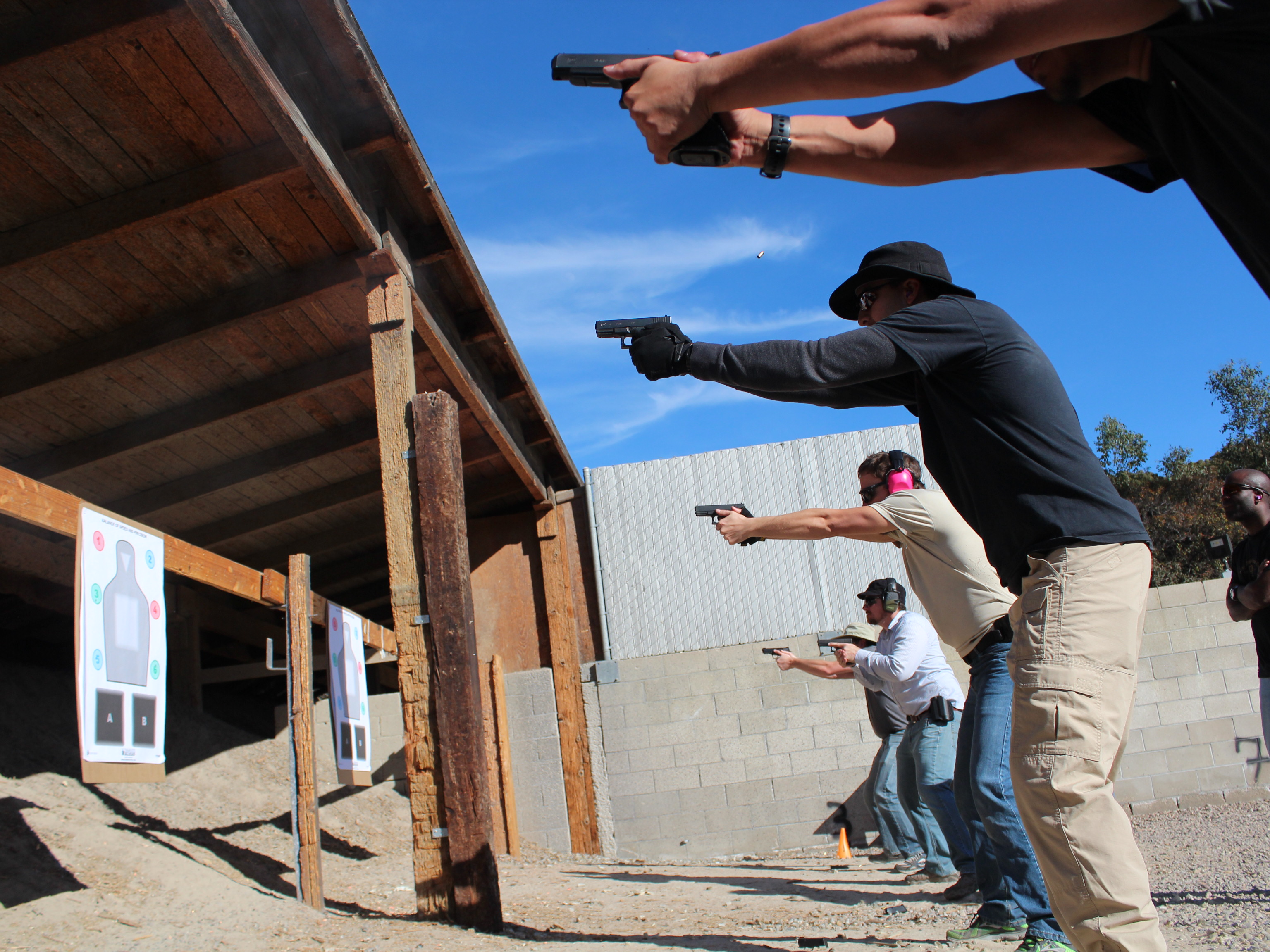 "Introduction to Home Defense Handgun…""A MUST for home defense gun owners"""