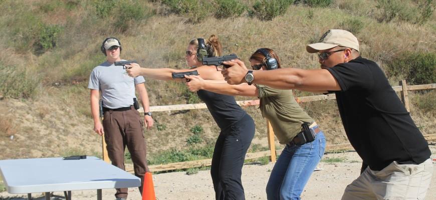Intro to Home Defense Handgun