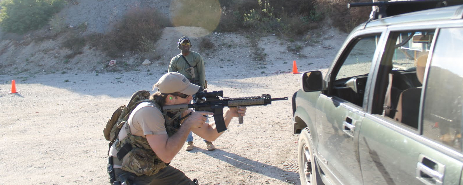 "Combat Focus Carbine…""The ULTIMATE in efficient carbine employment!"""