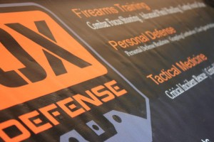 10X Defense Banner, San Diego, Ca