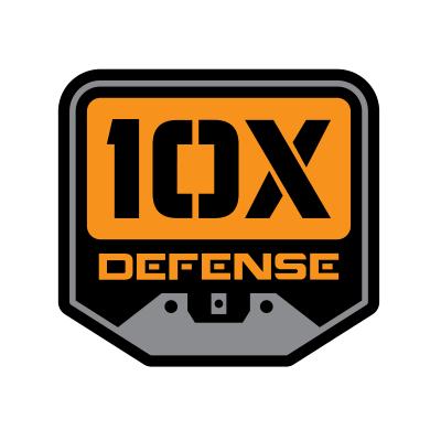10X Defense