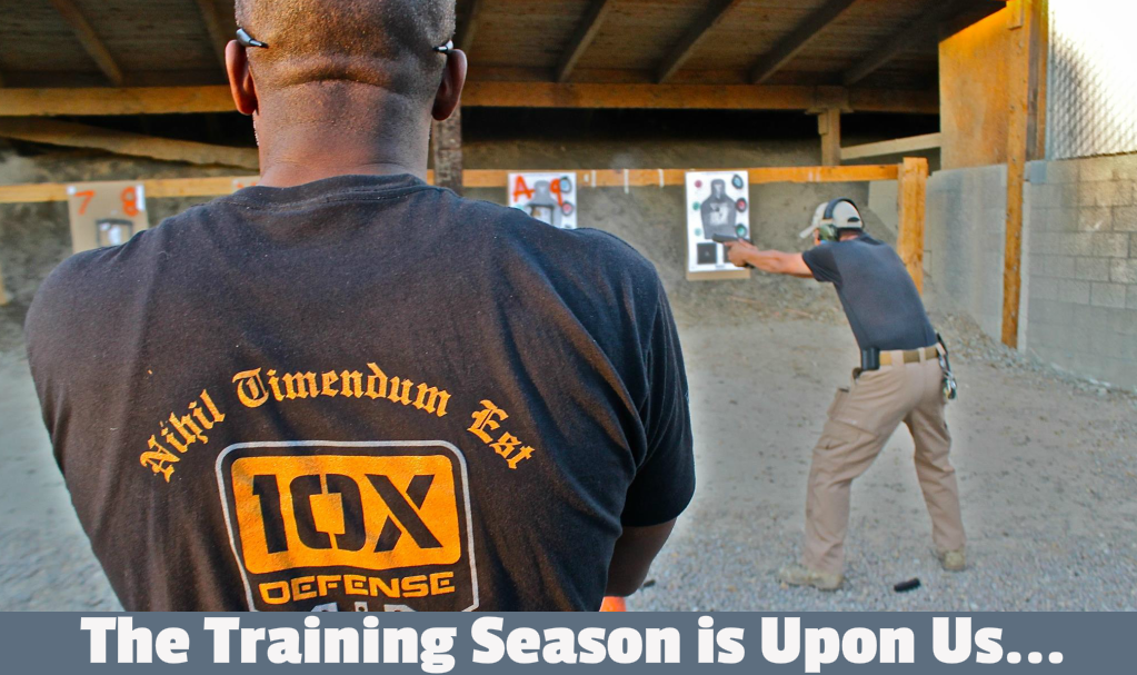 10X Defense | Training Season 2016